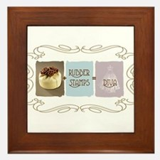 Sweet Sanity Diva Framed Tile