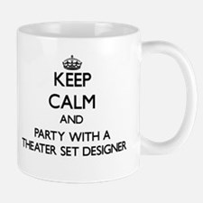 Keep Calm and Party With a Theater Set Designer Mu