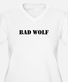 Bad Wolf Plus Size T-Shirt
