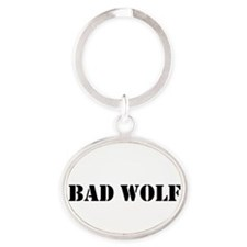 Bad Wolf Keychains