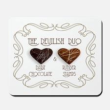 Sweet Sanity Duo Mousepad