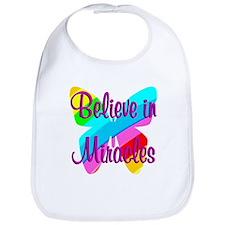 BELIEVE IN MIRACLES Bib