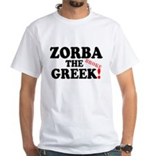 ZORBA THE BROKE GREEK! T-Shirt