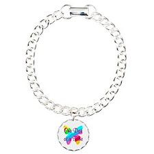 RECOVERY Charm Bracelet, One Charm