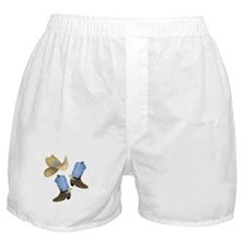 Cowboy - Western Boxer Shorts