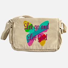 TRUST GOD Messenger Bag