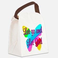 TRUST GOD Canvas Lunch Bag