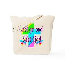 PRAISE GOD Tote Bag