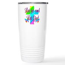 PRAISE GOD Travel Mug