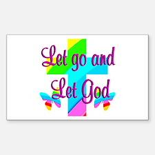 PRAISE GOD Decal