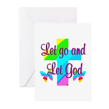 PRAISE GOD Greeting Cards (Pk of 20)
