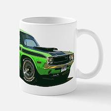 BabyAmericanMuscleCar_70CHLGR_green Mugs
