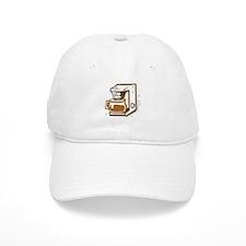 Coffee Maker Baseball Baseball Cap