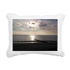 Sea view Rectangular Canvas Pillow
