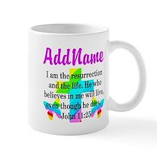JOHN 11:25 Mug