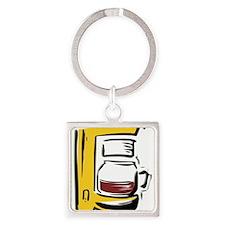 Coffee Maker Keychains