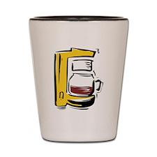Coffee Maker Shot Glass