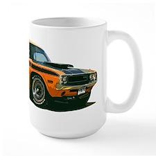 BabyAmericanMuscleCar_70CHLGR_Orange Mugs