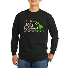 BIG ISLAND - Hawaii (Distressed Design) T