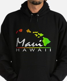 MAUI Hawaii (Distressed Design) Hoodie