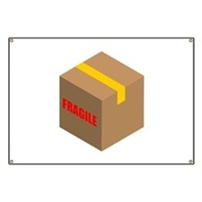 Fragile Box Banner