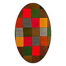Paul Klee - New Harmony, painting b Decal