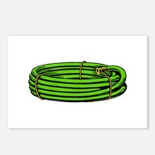Garden Hose Postcards (Package of 8)