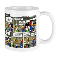 2L0088 - How long until youre done? Mugs