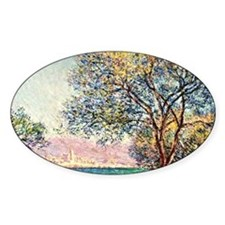 Monet - Antibes in the Morning, Mon Decal