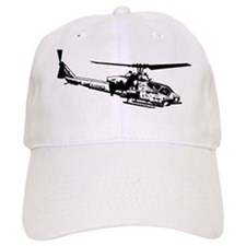 AH-1 SuperCobra Baseball Baseball Cap