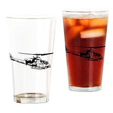 AH-1 SuperCobra Drinking Glass