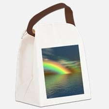 Rainbow 005 Canvas Lunch Bag