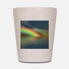 Rainbow 005 Shot Glass