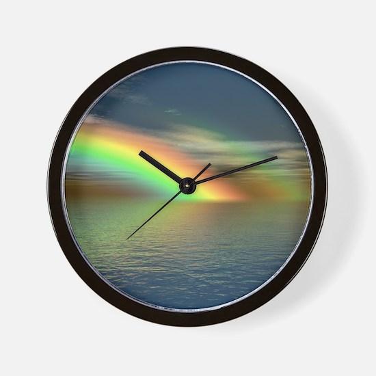 Rainbow 005 Wall Clock