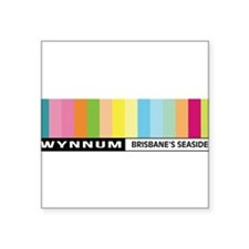 Wynnum Sticker Sticker