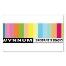 Wynnum Stickers Stickers