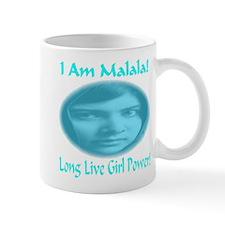 I Am Malala Long Live Girl Power Mug