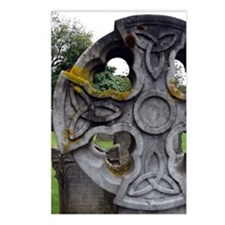 Celtic Cross, Scotland Postcards (Package of 8)