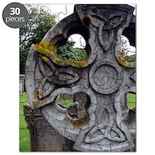 Celtic Cross, Scotland Puzzle