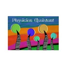 Physician Assistant 1 Magnets