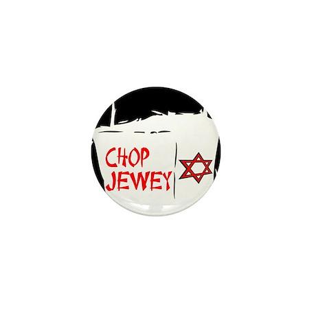 Chop Jewey Mini Button