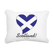 Heart Scotland (International) Rectangular Canvas