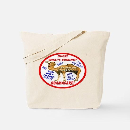 Obamacare Camel Tote Bag