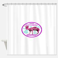 Obamacare Camel Shower Curtain