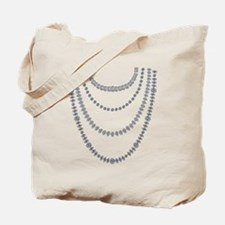 Rappers chain of diamonds Tote Bag