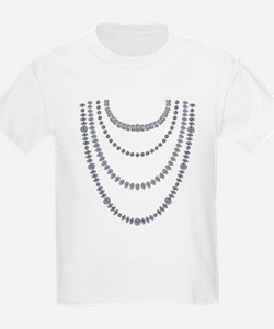 Rappers chain of diamonds T-Shirt