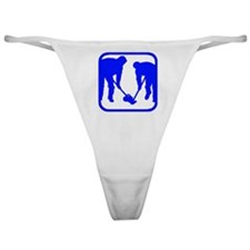 Curling Players Classic Thong