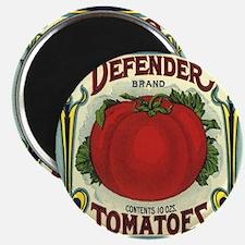 Vintage Fruit Crate Label Magnet