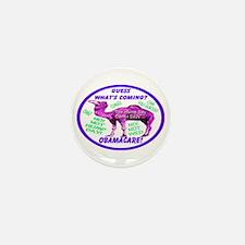 Obamacare Happy Camel Mini Button