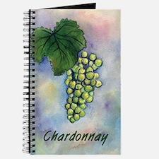 Chardonnay Wine Grapes Journal